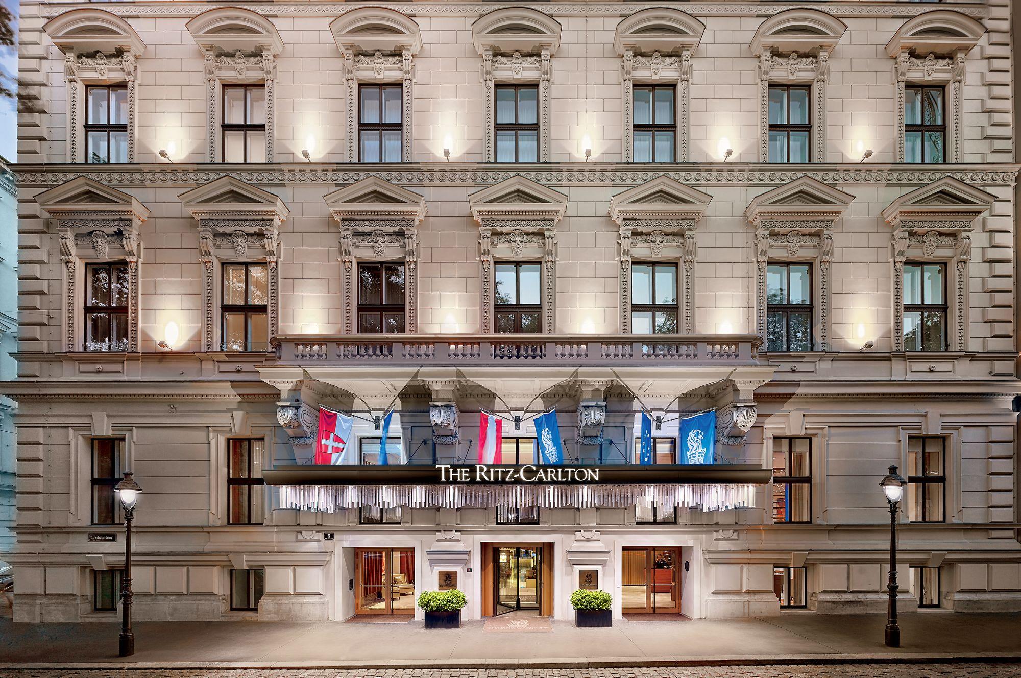 Ritz Carlton в Вене